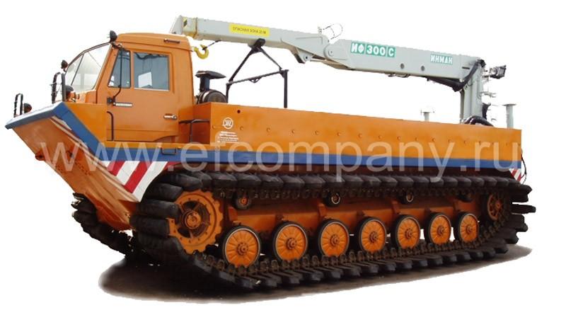 Болотоход ТТМ-6901ГМ