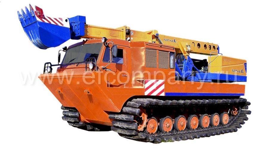 Снегоболотоход ТТМ-69021Э