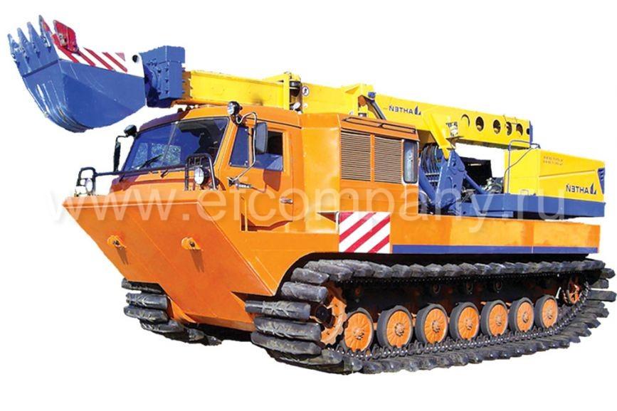 Снегоболотоход ТТМ-6902Э
