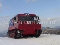 Снегоболотоход ТТМ-3ПЖ