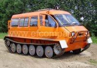 Ирбис вездеход ГАЗ-34039К